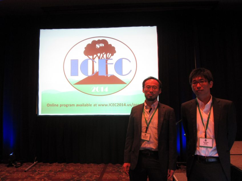 KEYNOTE Lecture (基調講演) provided by Prof. Okumura & S. Endo in ICEC 2014